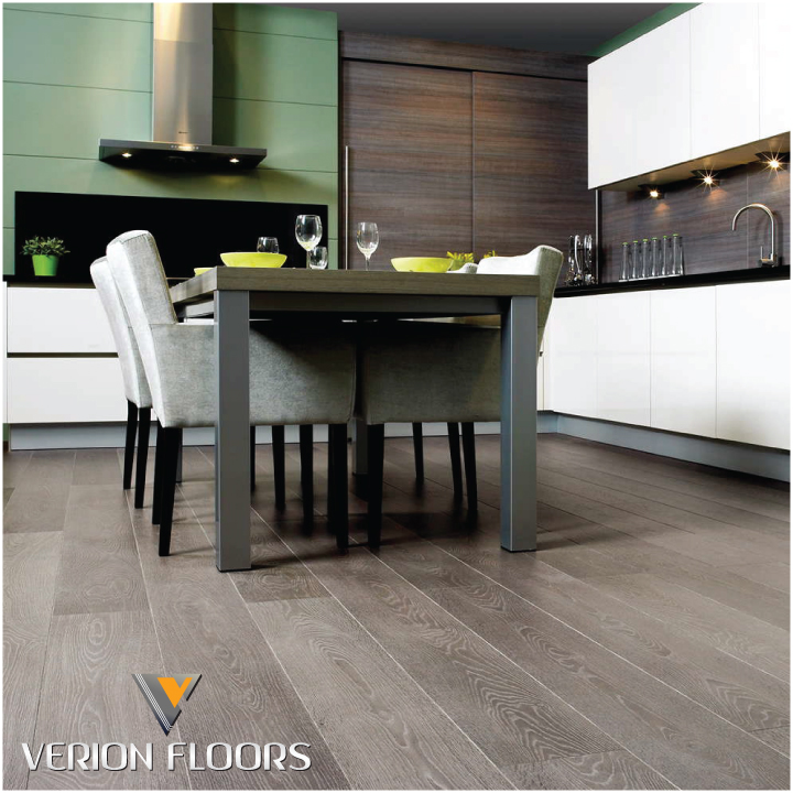 Veriluxe Plank Medaliion Oak