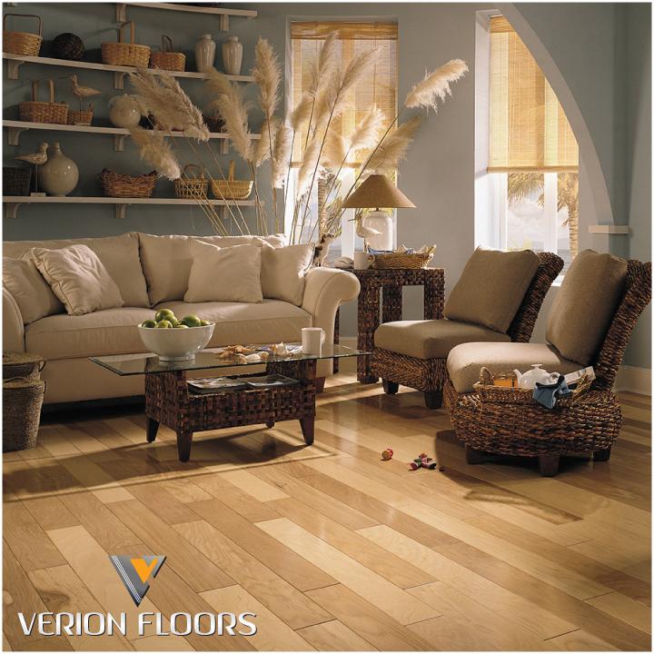 Mannington Mayan Pecan Hardwood Flooring: Flooring Gallery